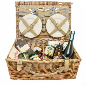 Kerstpakket - Picknickmand